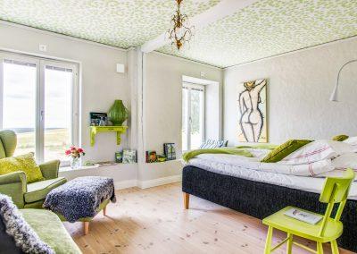 Bekväma och rymliga rum